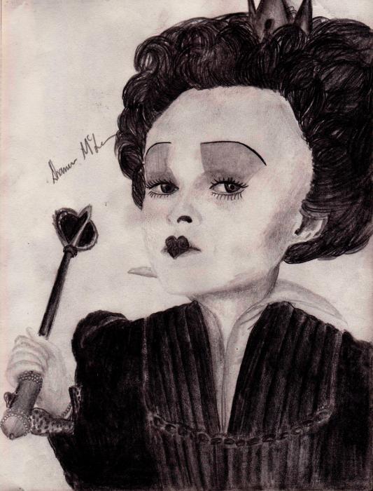 Helena Bonham Carter by shananigans10